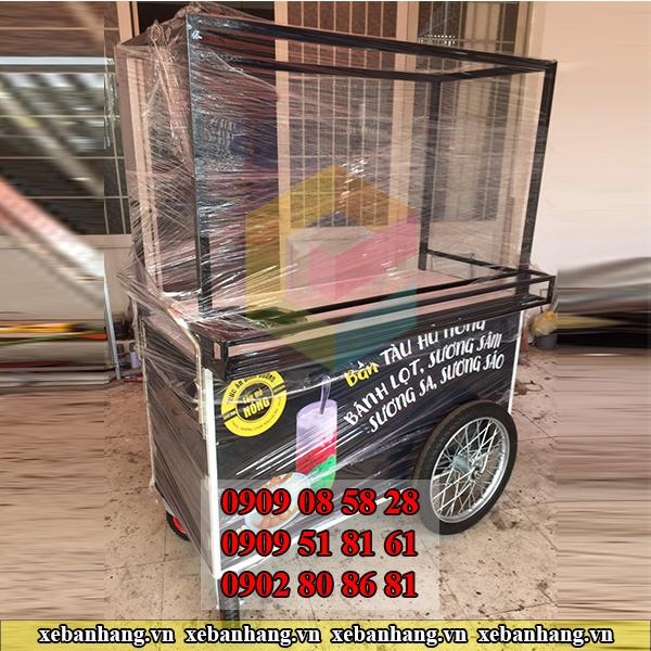 cung cap xe ban do an vat tphcm