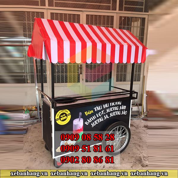 xe ban do an vat luu dong